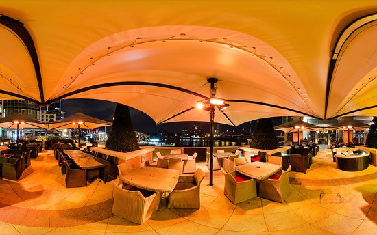 The Waterfront: Shisha View
