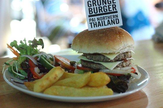 Food Poisoning Review Of Grunge Burger Pai Thailand Tripadvisor