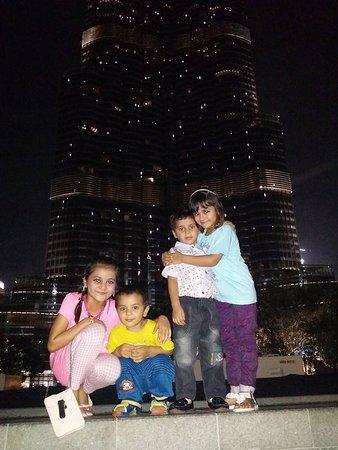 Dubaï, Émirats arabes unis: Burj Khalifa, Dubai