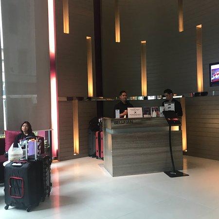 ibis Bangkok Siam Hotel-bild