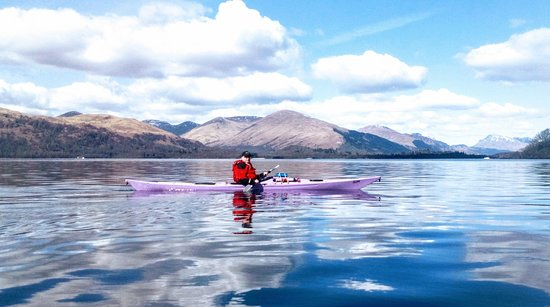 Spring tours on Loch Lomond with Venture Caledonia