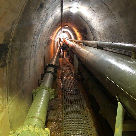 World War II Oil Storage Tunnels Photo