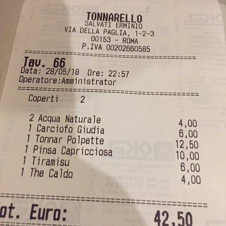 Tonnarello Photo