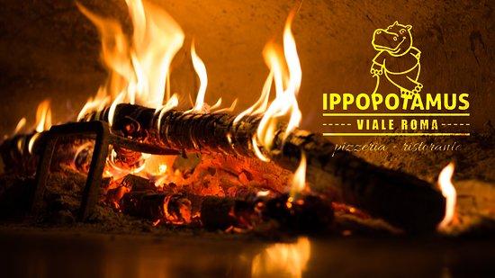 Ippopotamus mm di Viale Roma: il forno a legna