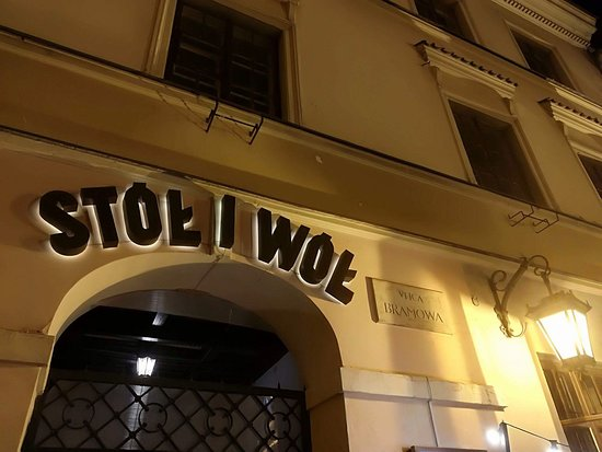 Stol i Wol Photo
