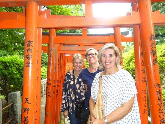 Arakawa, Japan: Nezu Shrine