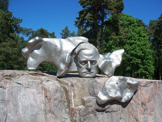 Sibelius Park: volto di Sibelius