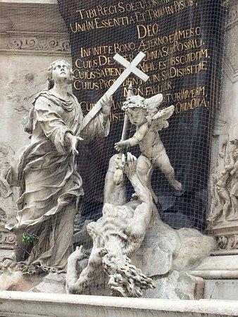 Plague Column (Pestsaule)