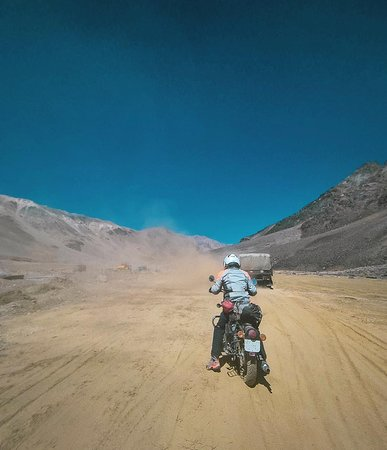 Himalaya Rides: harsh terrains
