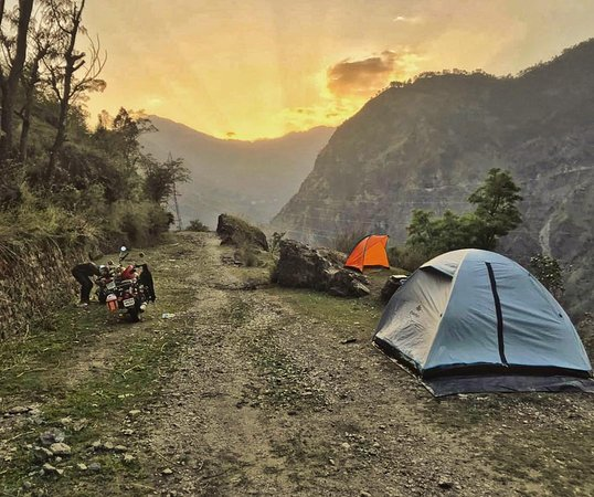 Himalaya Rides: Far away from crowd
