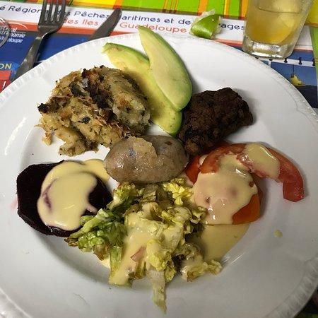 Chez Ketty : Cuisine délicieuse a la hauteur de nos attentes