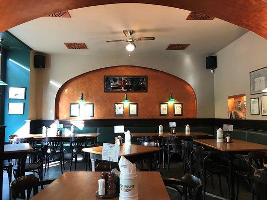 V Kolkovne Restaurant: place is nice