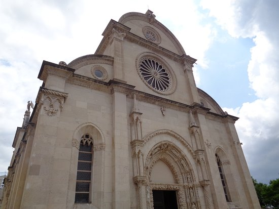 The Cathedral of St James in Sibenik: Kathedraal