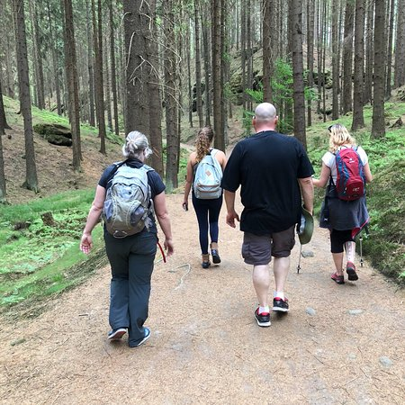 Best Rated - Bohemian and Saxon Switzerland National Park Day Trip from Prague – fotografija