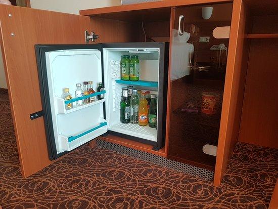 Hotel Pinia: Die Minibar