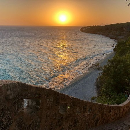 Kralendijk, Bonaire: 1000 step Bonaire