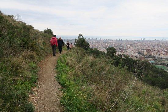 Barcelona Autrement: du torre baro au tibidabo