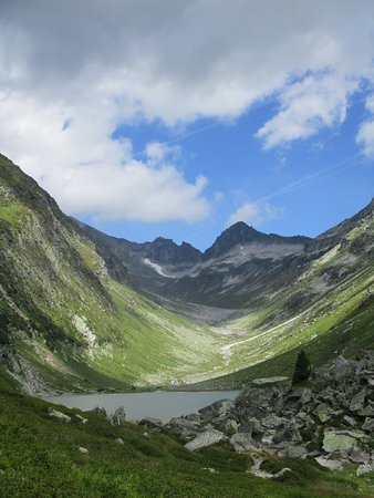 Kals am Grossglockner, Austria: dorfersee is a beauty