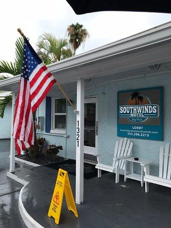 Southwinds Motel: Ingresso