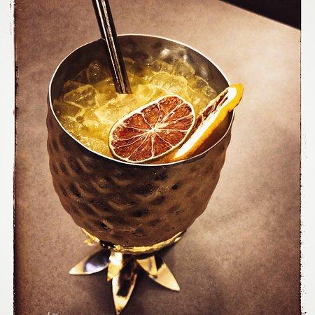 NIKKEI NINE: Great alcohol free drink