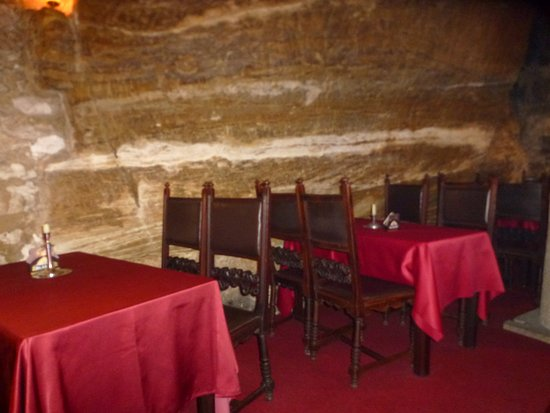 Restaurant Peklo : Скромно, но со вкусом...