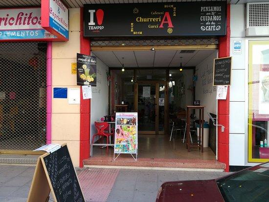 Churrería Cafetería García