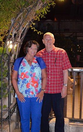 Kybele Restaurant & Bar : Our visit