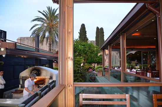 Kybele Restaurant & Bar : Great design of restaurant
