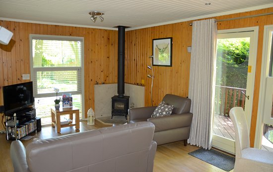Spring Wood Lodges: Evernia Lodge