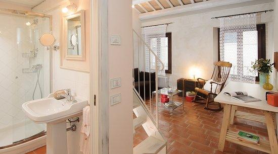 B&B Pomarancio: Suite Lindoro - ingresso