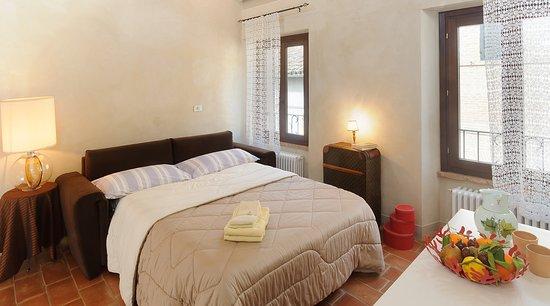 B&B Pomarancio: Suite Lindoro - divano letto