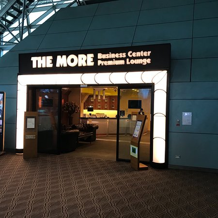 The More Premium Lounge and Business Center Photo