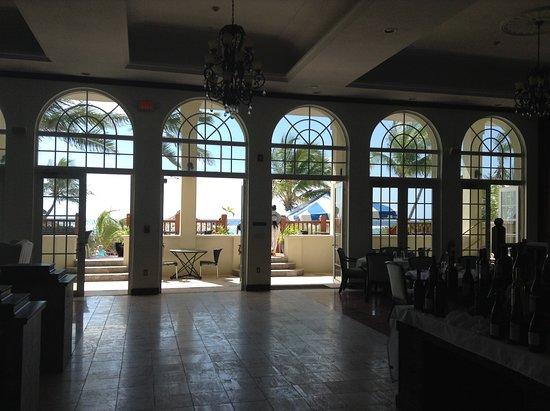 Bodden Town, Grand Cayman: Intérieur de la maison