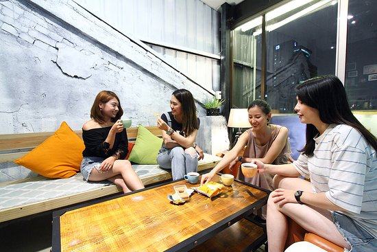 Backpackers Inn, Taipei: 公共區域