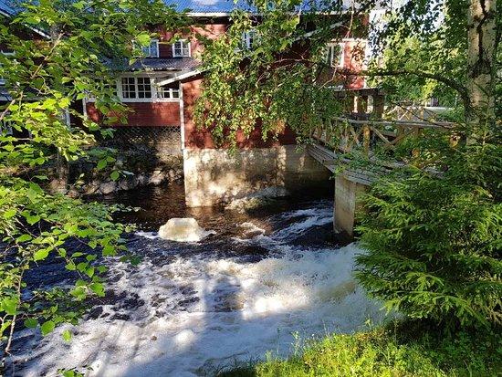 Juva, Finlândia: Myllyn vehreitä maisemia