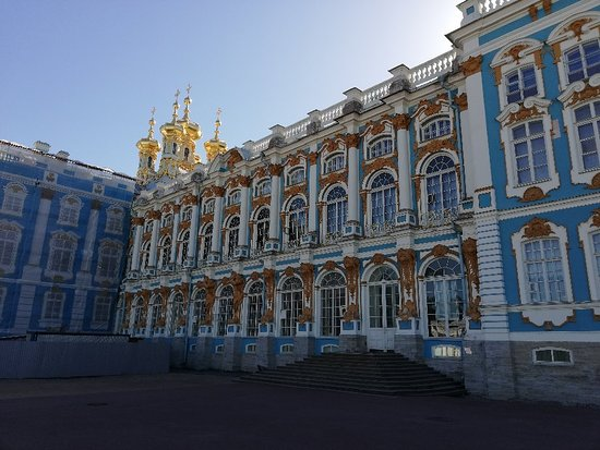 凯瑟琳宫殿及花园照片
