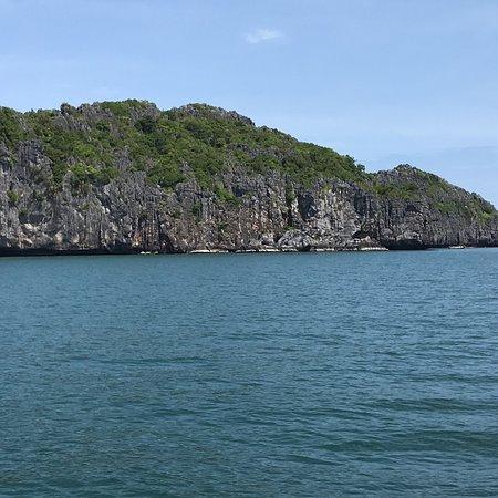 安通群岛国家海洋公园照片