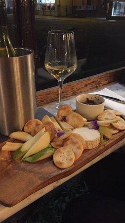 Woburn Sands, UK: Best cheese board