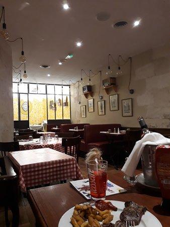 Le Bouchon Poitevin: deco