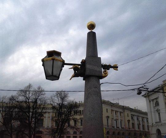Lomonosov Bridge照片