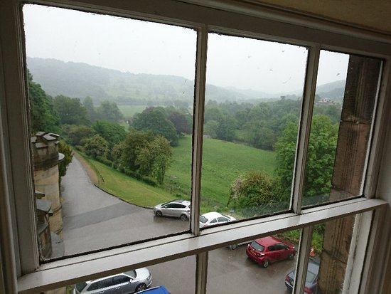 Willersley castle hotel cromford specialty hotel - Matlock hotels with swimming pools ...