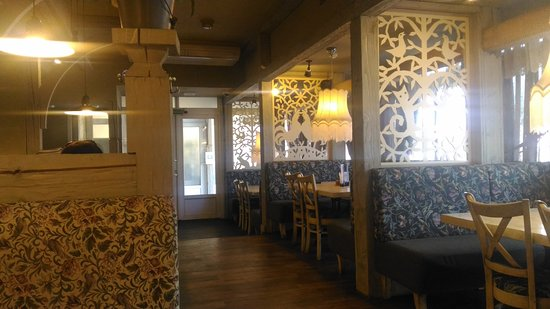 Restaurant Vasilki: Дизайн