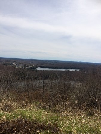 Elliot Lake, Canada: View at look out