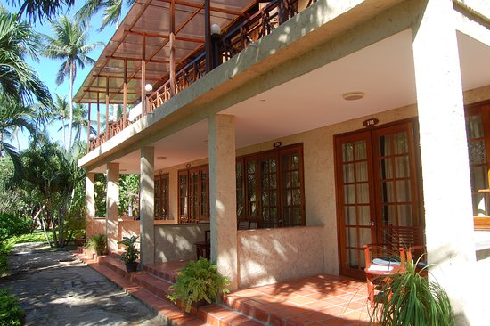 Little Mui Ne Cottages: Номер на первом этаже корпуса