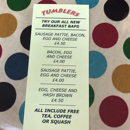 写真Tumblers Cafe枚