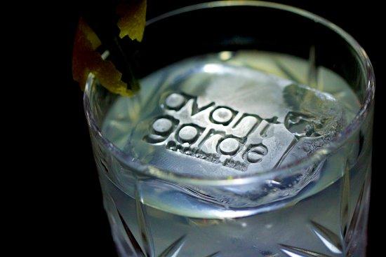 Avant Garde Cocktail Bar: Mauritian Smash