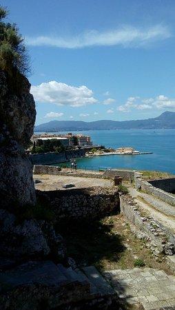 Old Fortress Corfu ภาพถ่าย
