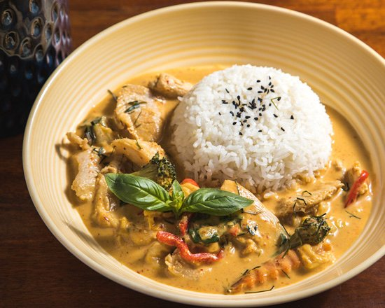 Social Street S2: Red Curry