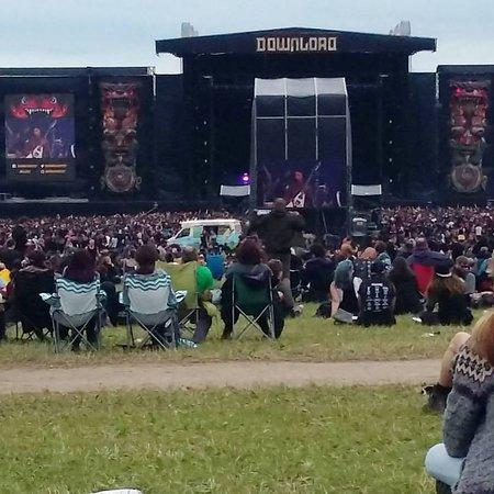 Download Dog - Picture of Download Rock Festival, Castle