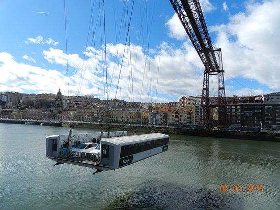 Puente Colgante Vizcaya: Бискайский мост